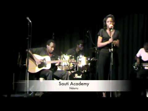 Sauti Academy graduation performances.mov