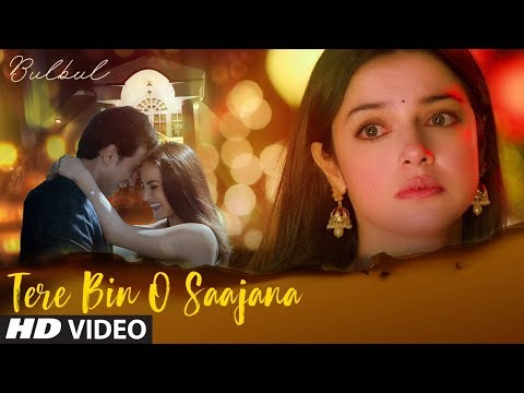 Tere Bin O Saajana Video Song | Bulbul | Divya Khosla Kumar | Meet Bros