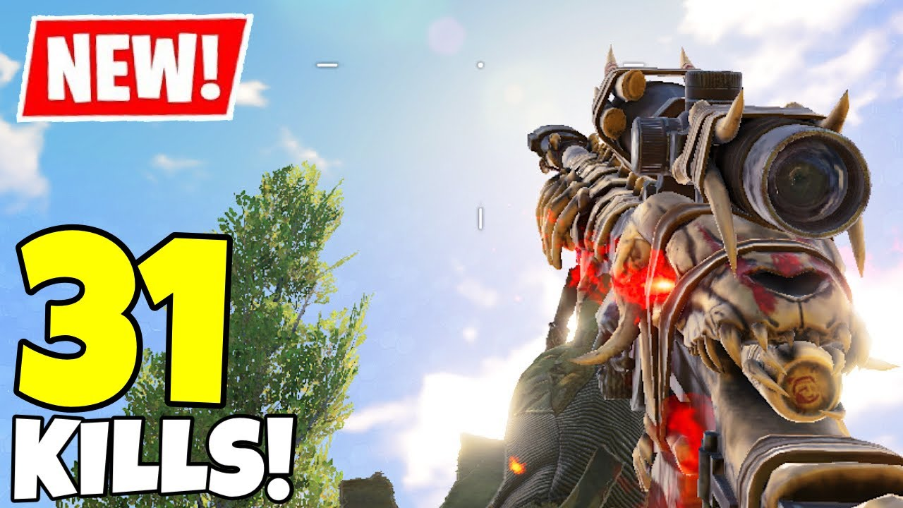 *NEW* LEGENDARY DLQ 33 ZEALOT GAMEPLAY IN CALL OF DUTY MOBILE BATTLE ROYALE!