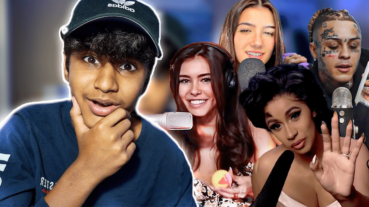 ASMRtist Reacts to Celebrities Trying ASMR..