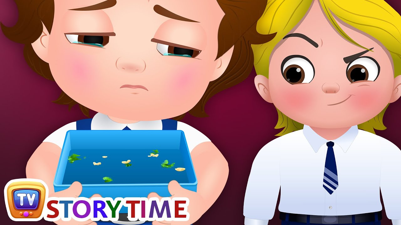 Download ChuChu's Lunch Box - Good Habits Bedtime Stories & Moral Stories for Kids - ChuChu TV