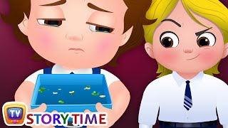ChuChu's Lunch Box - Good Habits Bedtime Stories & Moral Stories for Kids - ChuChu TV