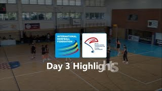 Day 3 Highlights - IKF U21 EKC 2019