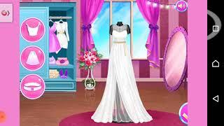 Game thời trang vui cho bé. Game chọn váy cưới xinh đẹp cho cô dâu❤❤
