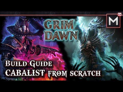 Grim Dawn Tactician Build