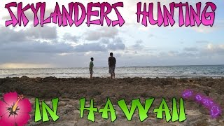Skylanders Hunting in Oahu, Hawaii