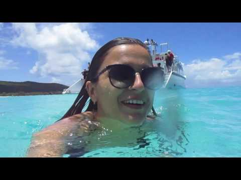 Puerto Rico 2017 Travel Vlog | Culebra | Flamenco Beach!