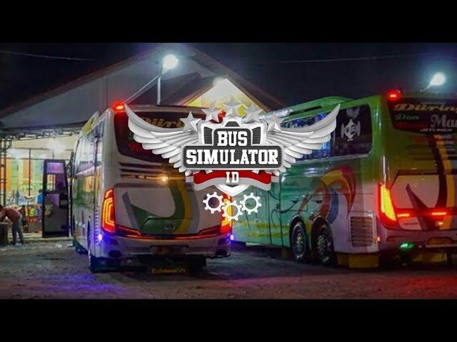 Livery Bus PT Chandra BUSSID ( Type Rahayu Sentosa )