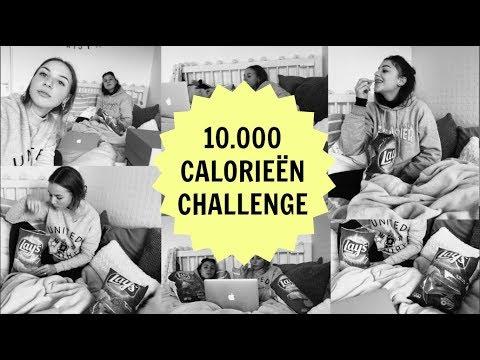 10.000 CALORIEËN CHALLENGE