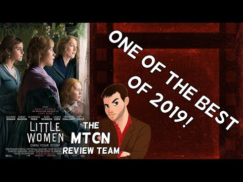 Little Women (2019) Review - Beautiful and Sincere!  (feat. Laura)