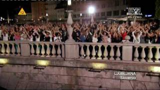 "Madcon - Glow (Flashdance) - ""Europe Its Time To Dance"" :) (Eurovision 2010 Final Oslo)"