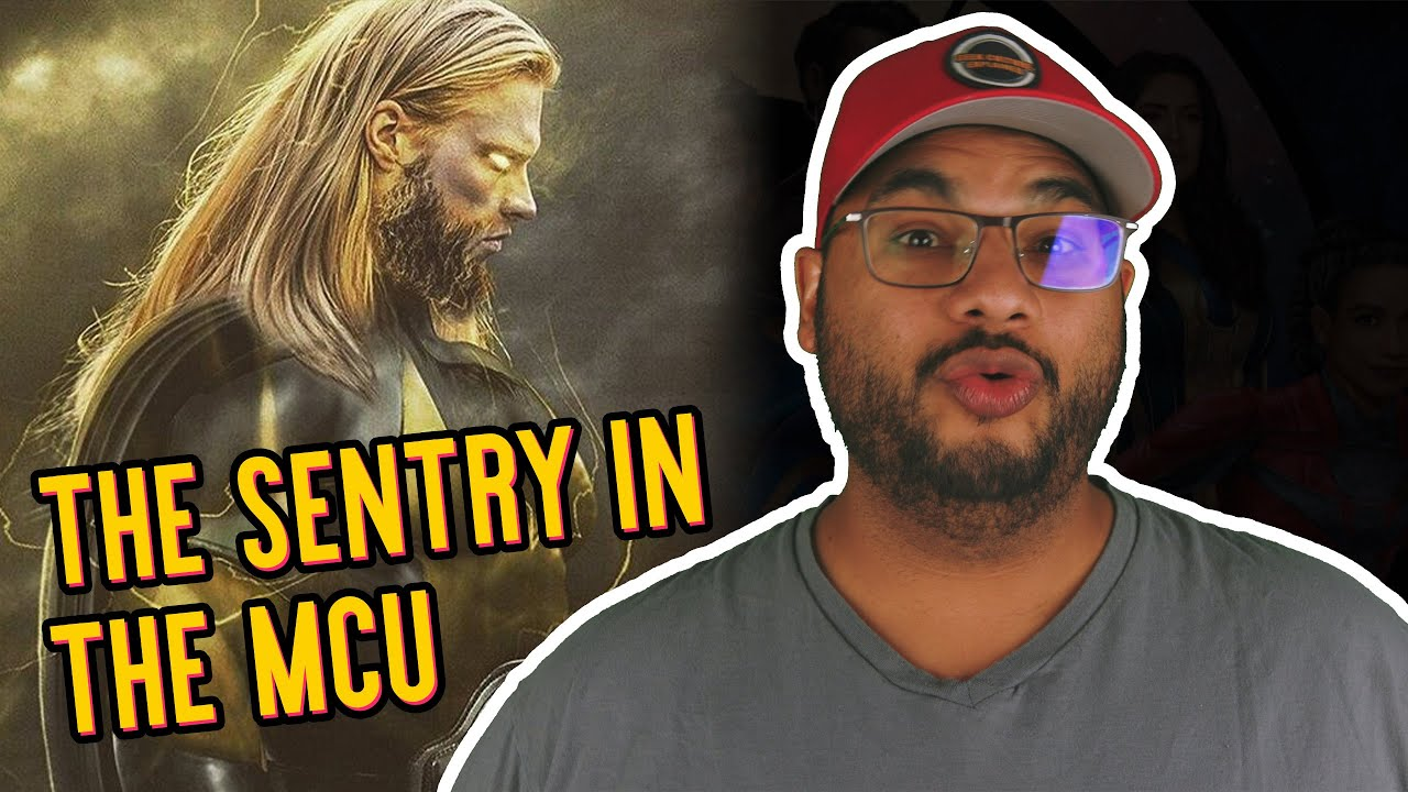 The Sentry In The MCU | Geek Culture Explained