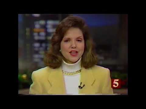 The Weekend Report | News Channel 5 WTVF | Nashville Tennessee (12-05-1993)