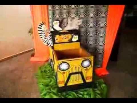 Fiesta Infantil Madagascar Hugo Martín Youtube