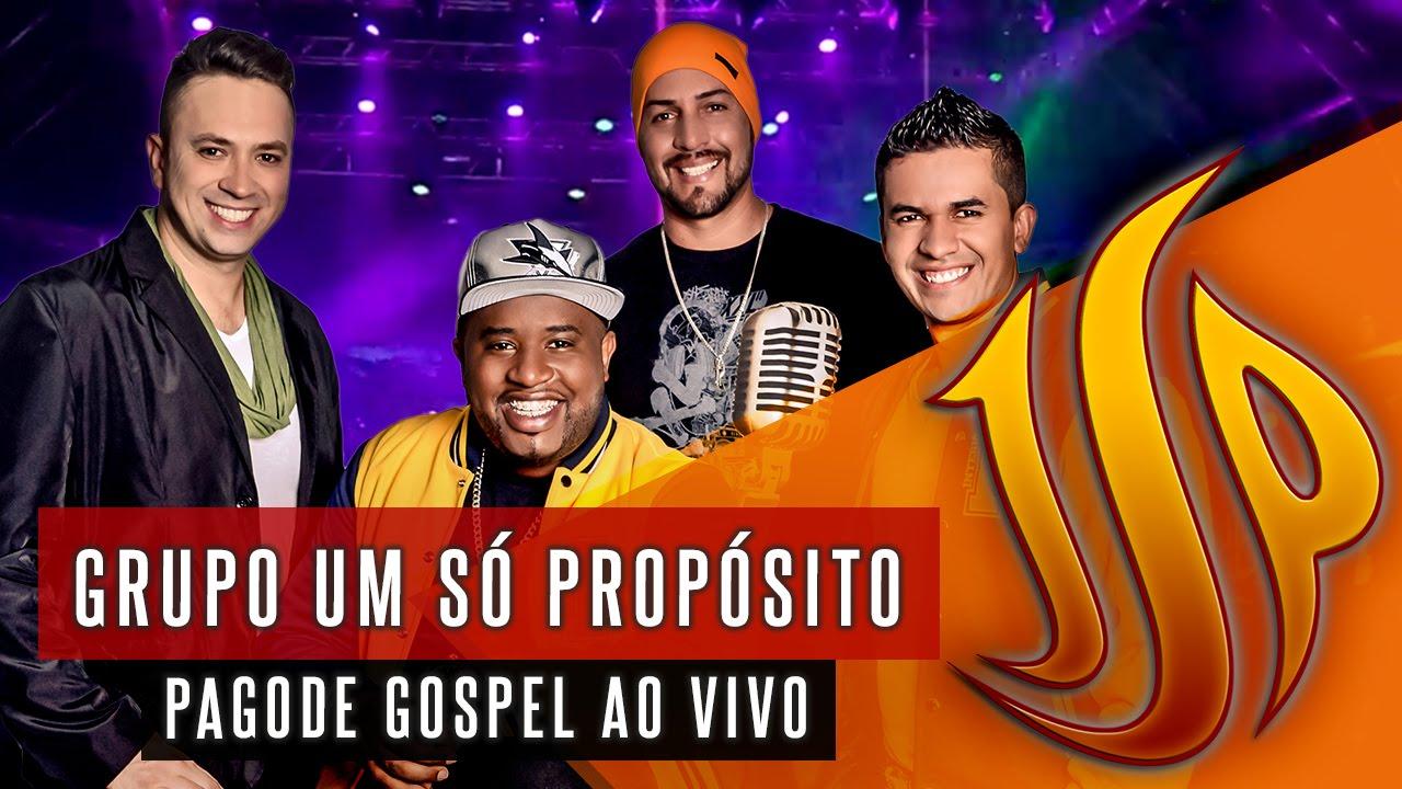 Música Gospel, Pagode Gospel - AO VIVO - Glorifica Litoral - Grupo Um Só Propósito