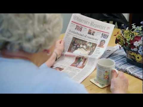 From pen to press: A day in the life of an O-R newspaper