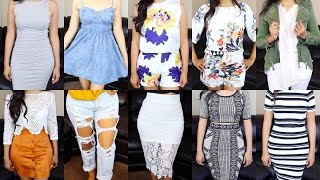 SUMMER TRY ON COLLECTIVE FASHION HAUL + NEW HEELS !  2015
