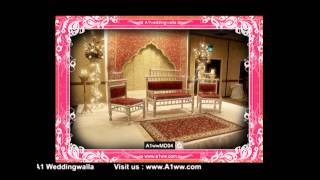 Wedding mandap Hire by A1 Weddingwalla A1wwMD04