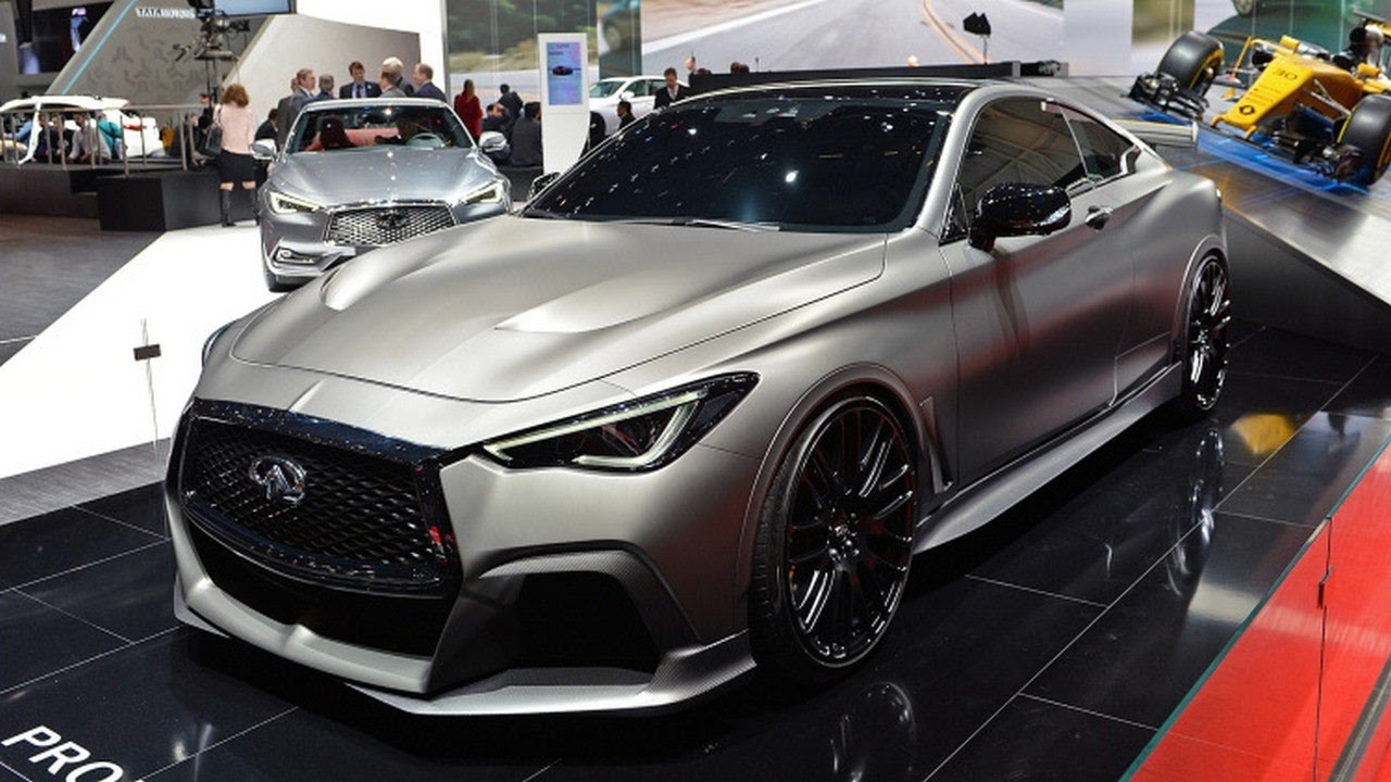 look infiniti q60 black s gets an f1 kers system youtube. Black Bedroom Furniture Sets. Home Design Ideas