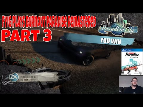 fyig plays burnout paradise remastered part 2 & 3 - getting my b license - 0 - FYIG Plays Burnout Paradise Remastered Part 2 & 3 – Getting My B License