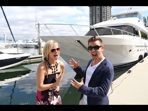 Dream Homes: Interior Design Dream Home & Waterfront Condo with 82 Foot Yacht