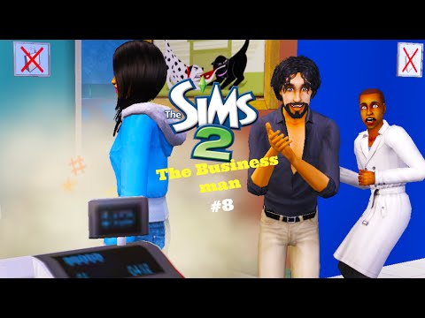 The Sims 2| Leyva of Love|Part 8 The Business Man!