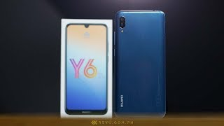 رسمياً هواوي واي6 Huawei Y6 2019