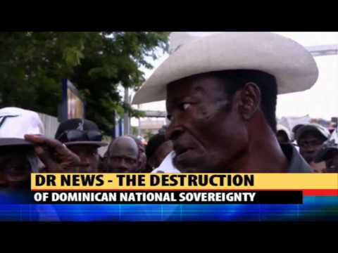 The Destruction Of Dominican National Sovereignty