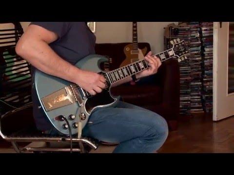 2006 Gibson Custom Shop Elliot Easton SG, Part2