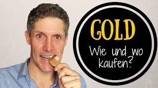 Gold: Wie und wo kaufen?