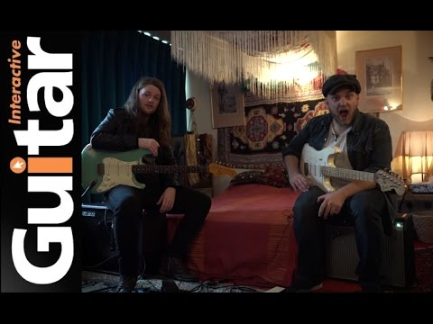 Gi Weekly Ep8 | Hendrix Special from Jimi's 1960's London Flat | Jimi Hendrix's 1951 Epiphone FT79