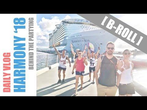 Daily Vlog: Atlantis Harmony Caribbean Gay Cruise January 2018 (Behind The Partying)