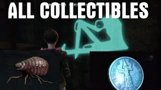 Resident Evil: Revelations 2 - All colectibles location in episode 1