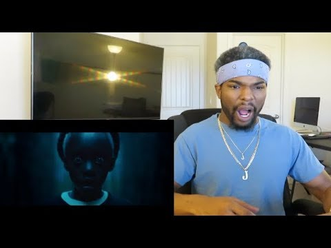 Us - Official Trailer (Jordan Peele) Reaction!!