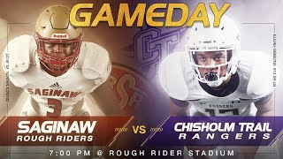 Saginaw vs Chisholm Trail 3-5A football highlight