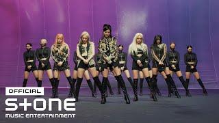 EVERGLOW DUN DUN MV Choreography