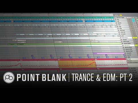 Trance & EDM Mix Breakdown w/ Mike Koglin: Part 2 - Bass & FX