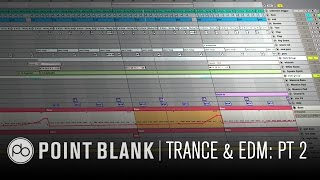 Trance & EDM Mix Breakdown w/ Mike Koglin: Part 2 - Bass & FX
