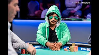 2020 WSOP Main Event Final Tablist Upeshka De Silva