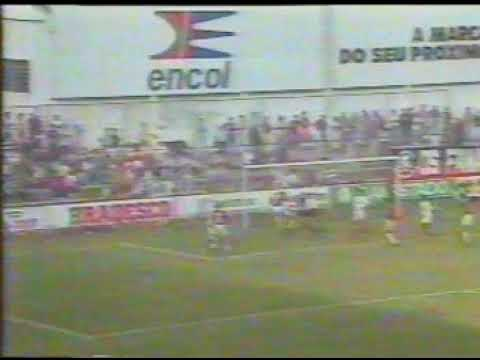 Athletico PR 3x0 Matsubara Paranaense 1994