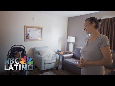 "FEMA Ends Housing For Puerto Ricans: ""We Feel Discriminated"" | NBC Latino | NBC News"