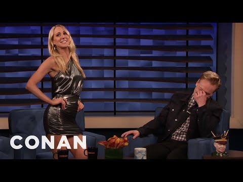 Nikki Glaser Is Tired Of Being A Woman - CONAN on TBS