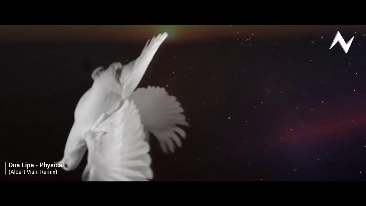 Alan Walker Inspired , Dua Lipa - Physical (Albert Vishi Remix)