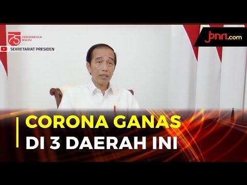 3 Daerah Mendapat Penanganan Corona Khusus