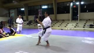 kata gran campeon juan ramon fernandez magic karate tornament 3 11 12