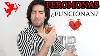 PERFUMES CON FEROMONAS ¿FUNCIONAN? - J.M. Montaño