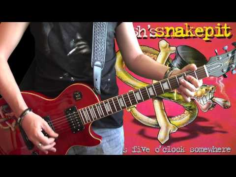Slash's Snakepit – Back and Forth Again (Full Cover)
