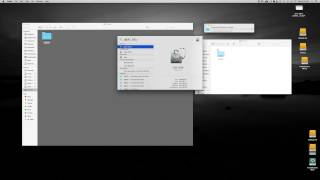How to Transfer Files Documents from one External Hard Drive to another External Hard Drive Mac