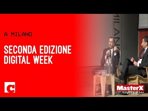 Digital Week Milano 2019