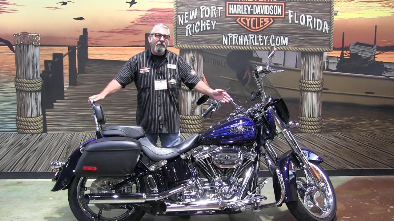 2017 Harley Davidson Cvo Softail Convertible For In New Port Richey Fl